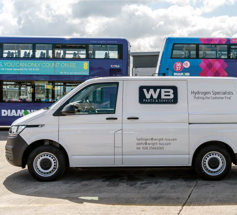 WB parts and services