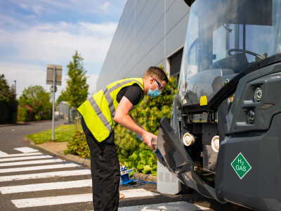 WB - Best in class support & service to keep hybrid buses running all-year-round